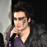 舞台『銀岩塩vol.2 LIVE ENTERTAINMENT「牙狼<GARO> -神ノ牙 覚醒-」GARO-KAMINOKIBA MEZAME-』の制作発表会に出席した中村龍介 (C)ORICON NewS inc.