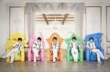 DISH//日本武道館単独公演に出演が決まったM!LK
