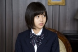 親友の死に直面し混乱する女子中学生という難しい役に挑戦(C)テレビ朝日