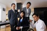 11月1日放送、『相棒season16』第3話「銀婚式」より。菊池桃子、川野太郎がゲスト出演(C)テレビ朝日