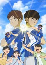 NHK『アニ×パラ あなたのヒーローは誰ですか』のブラインドサッカー編キービジュアル