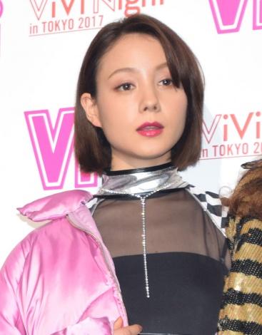 『ViVi Night in TOKYO 2017〜HALLOWEEN PARTY〜』に出演したトリンドル玲奈 (C)ORICON NewS inc.