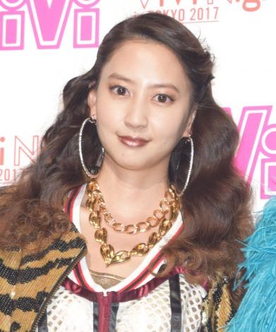 『ViVi Night in TOKYO 2017〜HALLOWEEN PARTY〜』に出演した河北麻友子 (C)ORICON NewS inc.