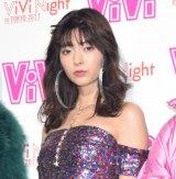 『ViVi Night in TOKYO 2017〜HALLOWEEN PARTY〜』に出演した八木アリサ (C)ORICON NewS inc.