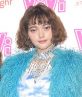 『ViVi Night in TOKYO 2017〜HALLOWEEN PARTY〜』に出演した玉城ティナ (C)ORICON NewS inc.
