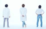 AbemaTV『72時間ホンネテレビ』に挑戦する(左から)稲垣吾郎、香取慎吾、草なぎ剛 (C)AbemaTV
