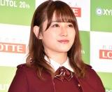 『欅坂46 UNIFORM MUSEUM supported by XYLITOL20th』開催記念イベントに出席した欅坂46・守屋茜 (C)ORICON NewS inc.
