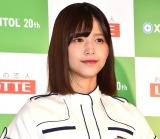 『欅坂46 UNIFORM MUSEUM supported by XYLITOL20th』開催記念イベントに出席した欅坂46・渡邉理佐 (C)ORICON NewS inc.