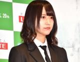 『欅坂46 UNIFORM MUSEUM supported by XYLITOL20th』開催記念イベントに出席した欅坂46・土生瑞穂 (C)ORICON NewS inc.