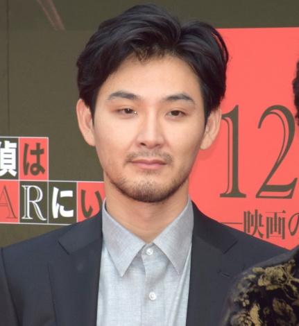 映画『探偵はBARにいる3』のジャパンプレミアに参加した松田龍平 (C)ORICON NewS inc.