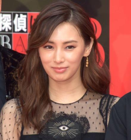 映画『探偵はBARにいる3』のジャパンプレミアに参加した北川景子 (C)ORICON NewS inc.
