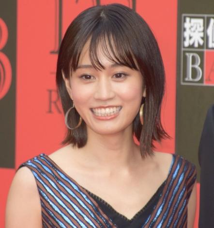 映画『探偵はBARにいる3』のジャパンプレミアに参加した前田敦子 (C)ORICON NewS inc.