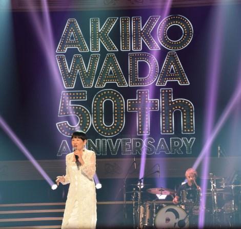 歌手デビュー50周年記念コンサート『THE LEGEND OF SOUL』公開リハーサルの模様 (C)ORICON NewS inc.