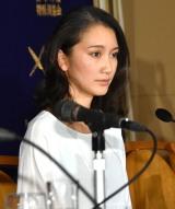 東京・日本外国特派員協会で会見を行った伊藤詩織さん (C)ORICON NewS inc.