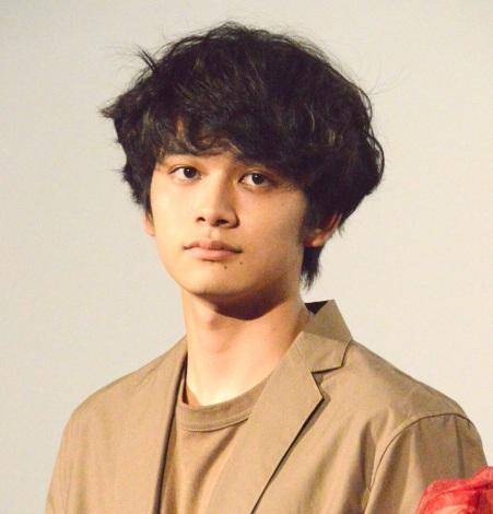 映画『恋と嘘』公開記念舞台あいさつに出席した北村匠海 (C)ORICON NewS inc.