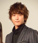 映画『恋と嘘』公開記念舞台あいさつに出席した佐藤寛太 (C)ORICON NewS inc.
