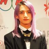 『JAPAN CONTENT SHOWCASE 2017』のウェルカムパーティーにスペシャルゲストとして出席したとまん (C)ORICON NewS inc.