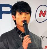 『JAPAN CONTENT SHOWCASE 2017』のウェルカムパーティーにスペシャルゲストとして出席した板垣瑞生 (C)ORICON NewS inc.