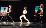 都内で映画『ポリーナ、私を踊る』公開直前イベントの模様 (C)ORICON NewS inc.