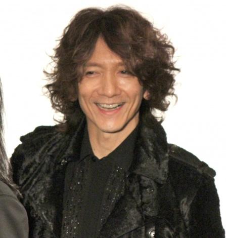 映画『オトトキ』の上映後舞台挨拶に出席したTHE YELLOW MONKEY・吉井和哉 (C)ORICON NewS inc.