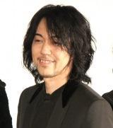 映画『オトトキ』の上映後舞台挨拶に出席したTHE YELLOW MONKEY・菊地英昭 (C)ORICON NewS inc.