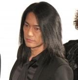 映画『オトトキ』の上映後舞台挨拶に出席したTHE YELLOW MONKEY・菊地英二 (C)ORICON NewS inc.