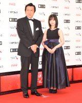 『第30回東京国際映画祭』のオープニングイベントに登場した橋本環奈(右) (C)ORICON NewS inc.