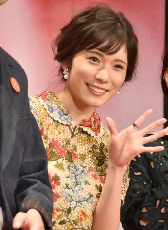 『第30回東京国際映画祭』のオープニングイベントに登場した松岡茉優 (C)ORICON NewS inc.