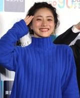 東京メトロ『TOKYO METRO 90 Days FES!』発表会に出席した石原さとみ (C)ORICON NewS inc.