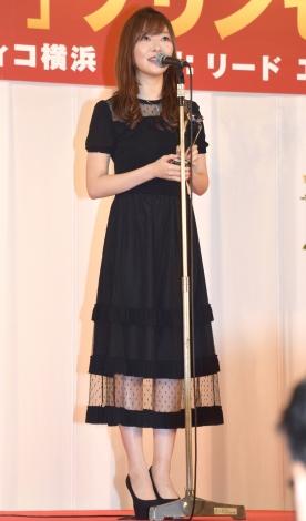 『第3回クリスマスジュエリープリンセス賞』で特別賞をに輝いた指原莉乃 (C)ORICON NewS inc.