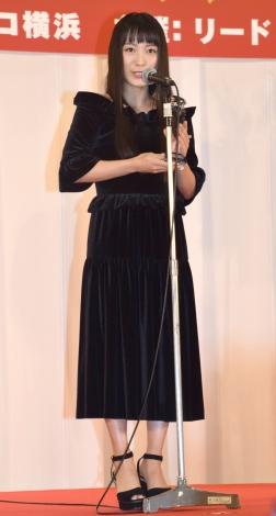 『第3回クリスマスジュエリープリンセス賞』で歌手部門を受賞したmiwa (C)ORICON NewS inc.