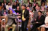 10月27日放送のフジテレビ金曜プレミアムに出演する(左から)武田鉄矢、泉谷しげる、坂上忍 (C)フジテレビ