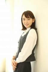 26日放送のフジテレビ系連続ドラマ『刑事ゆがみ』第4話に出演する飯豊まりえ (C)フジテレビ