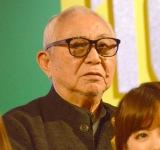 『東京ドラマアウォード2017』の授賞式に出席した倉本聰氏 (C)ORICON NewS inc.