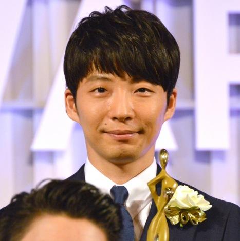 『東京ドラマアウォード2017』の授賞式に出席した星野源 (C)ORICON NewS inc.