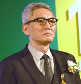『東京ドラマアウォード2017』の授賞式に出席した松重豊 (C)ORICON NewS inc.