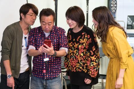 12月でテレビ東京を退社する大橋未歩アナウンサーが『モヤモヤさまぁ〜ず2』に出演(放送日未定)。東京・下北沢の街をブラブラ(C)テレビ東京