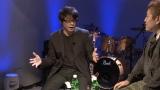 『逆指名インタビュー』に出演するASKA(左)と吉田豪 (C)AbemaTV