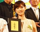 『東京ドラマアウォード2017』の授賞式に出席した宮城夏鈴 (C)ORICON NewS inc.