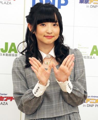 ヘアスタイルが素敵な田中美海さん