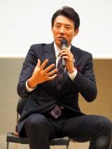 イベント『金メダルが語る!WHO I AMフォーラム with OPEN TOKYO』に出演した松岡修造 (C)ORICON NewS inc.