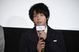 映画『先生! 、、、好きになってもいいですか?』初日舞台あいさつに出席した中村倫也