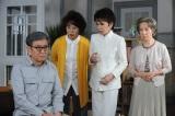 『やすらぎの郷』(テレビ朝日系)での演技が、視聴者、審査員双方から高評価を集めた石坂浩二(左)