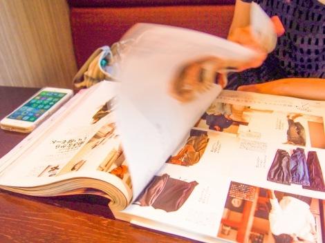 海外のファッション誌に掲載しているショートエッセイなどにでてくる表現を使った英語習得法(写真はイメージ)