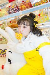 『Popteen』専属モデルデビューする鈴木美羽(C)角川春樹事務所