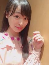 『Popteen』専属モデルデビューする鈴木美羽の撮影オフショット