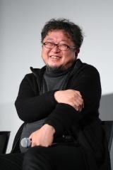 特集「映画監督 原 恵一の世界」上映後のトークイベントに出席した樋口真嗣監督