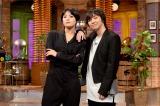 29日放送『関ジャム 完全燃SHOW』に出演する(左から)菅原小春、三浦大知