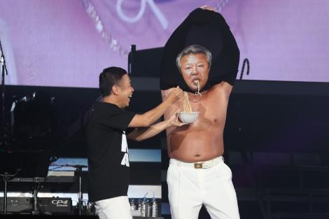 『ニッポン放送 オールナイトニッポン50周年 岡村隆史のオールナイトニッポン歌謡祭 in 横浜アリーナ2017』より