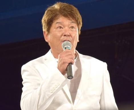 哀川翔が参加した西口プロレス 10月大会メインイベントの模様 (C)ORICON NewS inc.